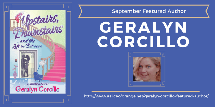 Geralyn Corcillo | Featured Author | A Slice of Orange