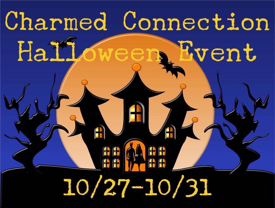 Halloween Event | Charmed Writers | A Slice of Orange