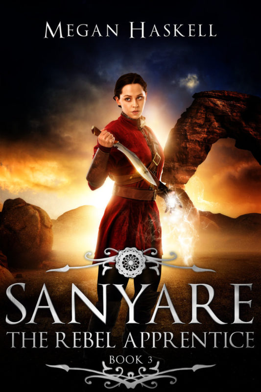 SANYARE: THE REBEL APPRENTICE