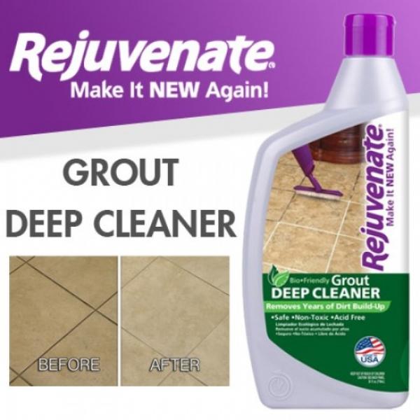 rejuvenate grout tile deep cleaner