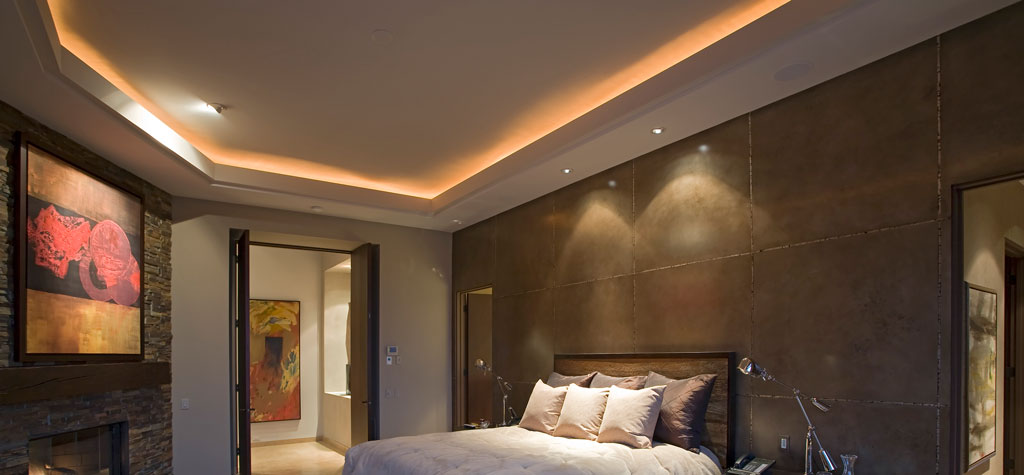 cove lighting interior and exterior