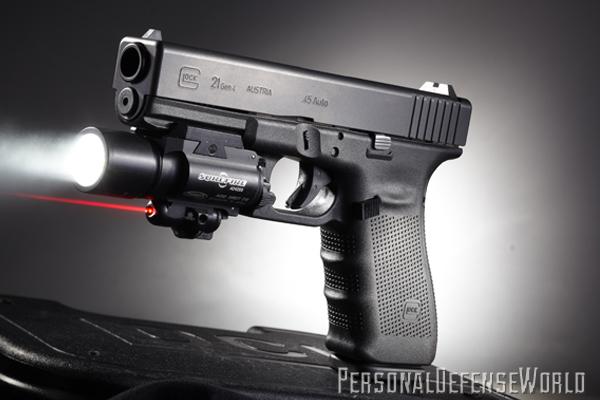 Guns Glock Holsters Lights