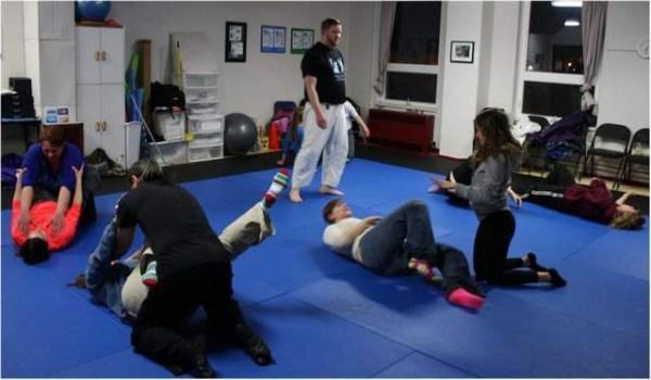womens self defense seminar high point gun defe 30 - 640×374