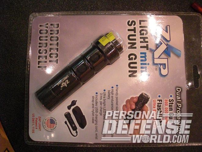 Security Zap Light Products Personal