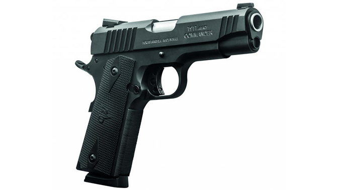 New The Taurus Commander Amp Officer 45 Acp Pistols