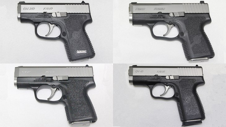 Double Gun Review: Testing the 9mm Kahr S9 and Kahr ST9 Pistols