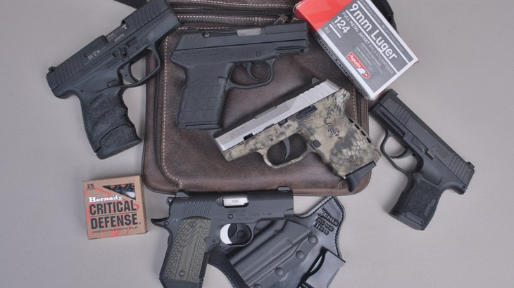 POLL: Should a Pistol Have a Manual Safety or Not? - Gun