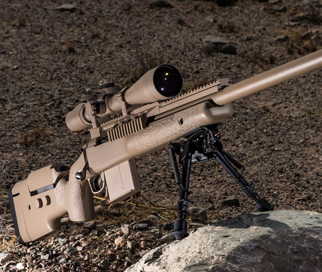 Mcmillan Tac 338 Chris Kyle Rifle