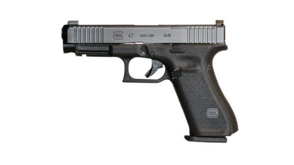FIRST LOOK: Glock Just Very Quietly Unveiled the New Glock ...