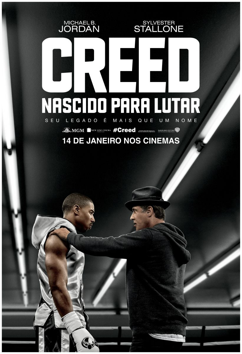 Poster do filme Creed: Nascido para Lutar