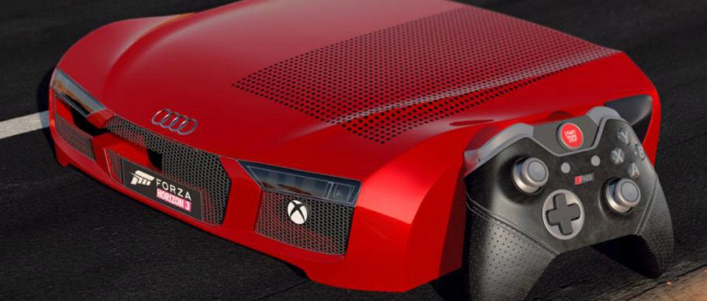 Siente Toda La Velocidad Con Este Xbox One S Edicin