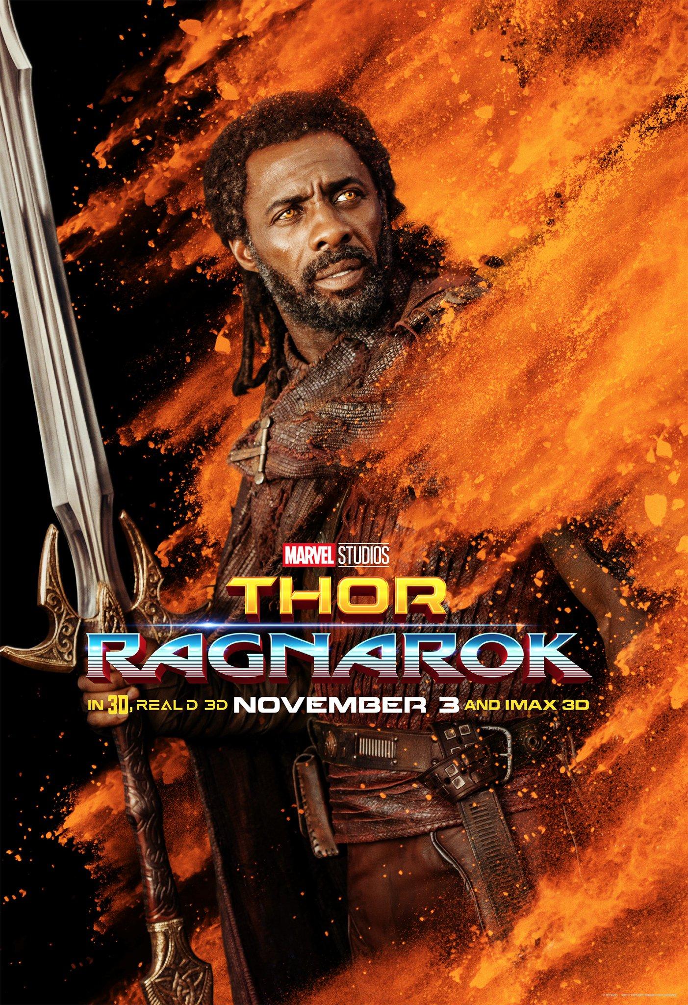 Resultado de imagen para ragnarok posters