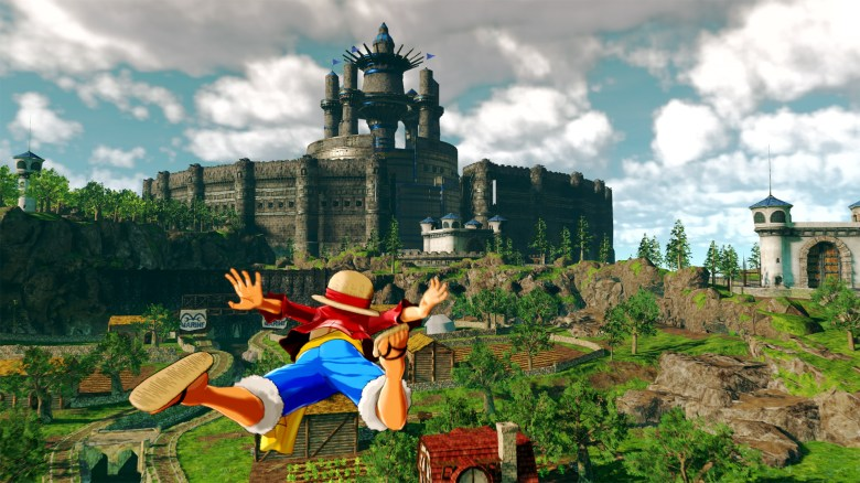 One piece world seeker mundo abierto