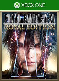 FFXV Royal Edition Xbox One