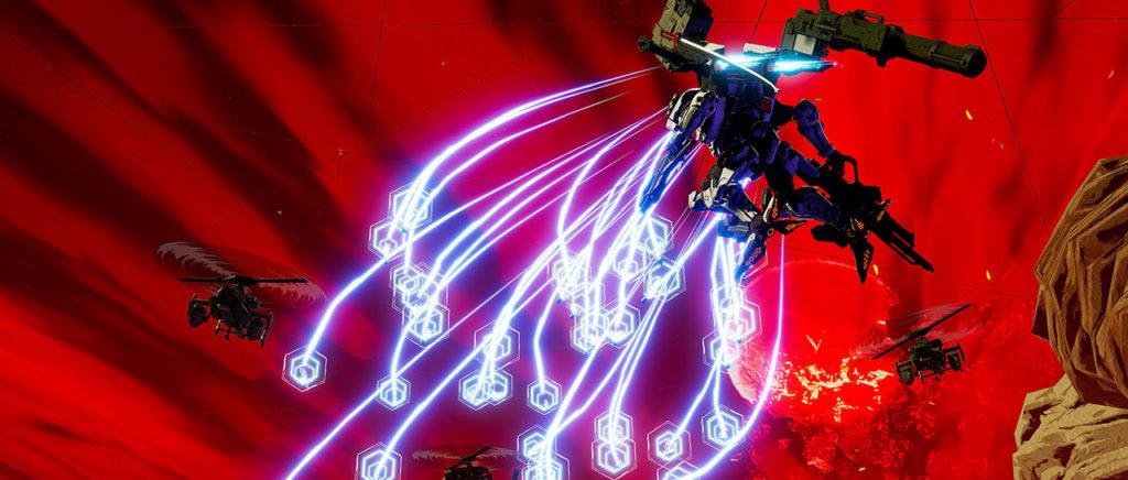 Más contenido llegará a Daemon x Machina en los próximos meses