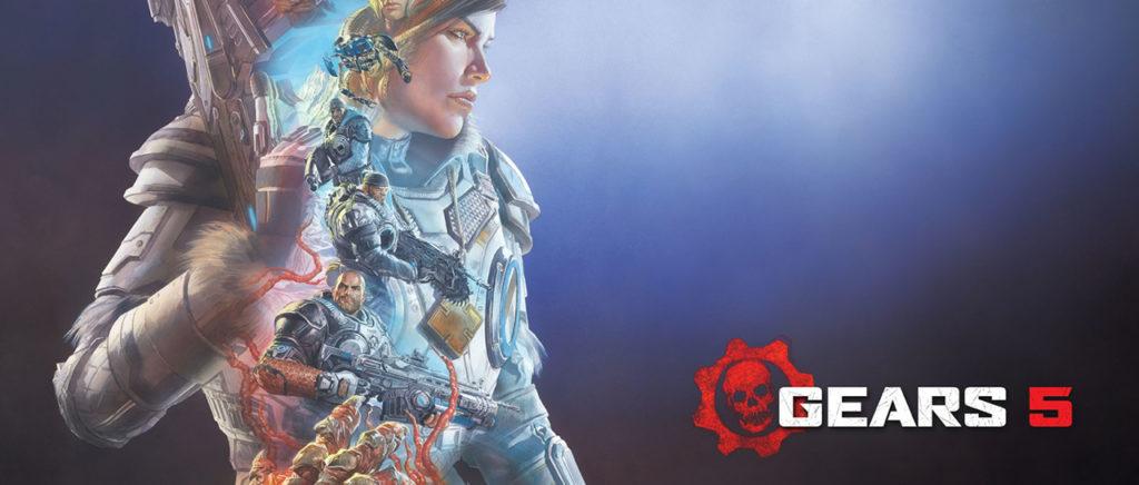 Checa el tráiler de lanzamiento de Gears 5