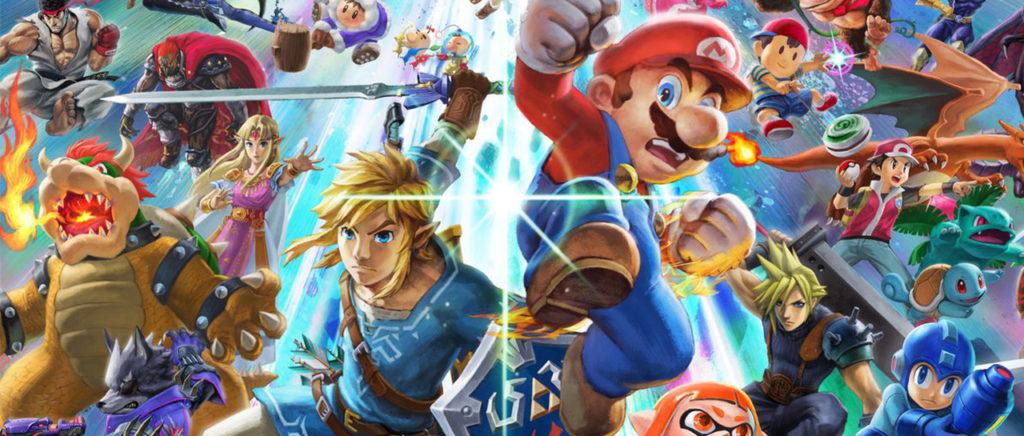 El siguiente personaje DLC para Smash podría haberse filtrado hace meses