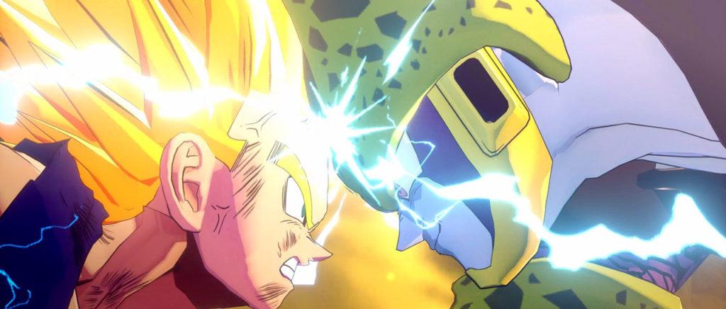 Checa cómo muere Cell en Dragon Ball Z: Kakarot en comparación con el anime