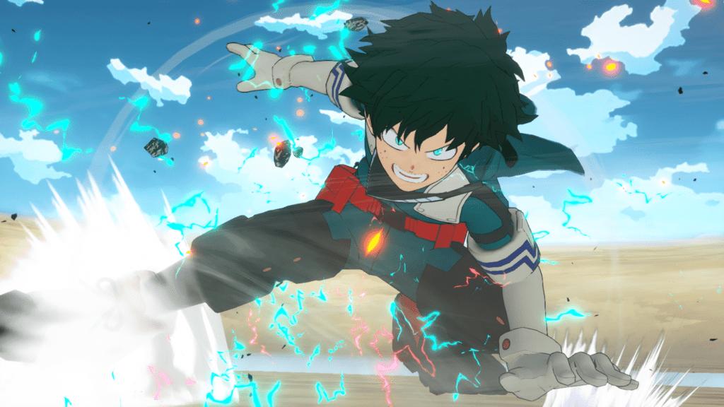 My Hero One's Justice 2 ya tiene fecha de lanzamiento… en Japón