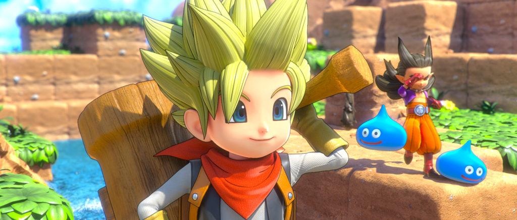 Dragon Quest Builder 2 llegará a PC en diciembre