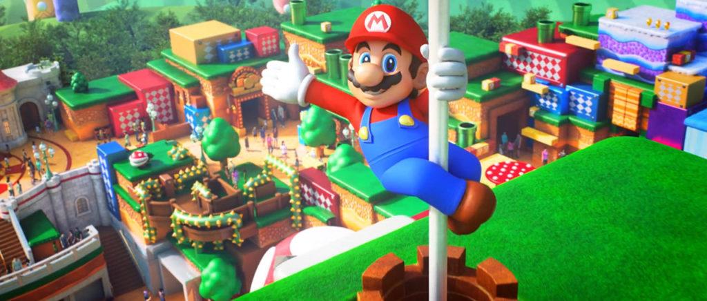 Checa las nuevas imágenes de Super Nintendo World