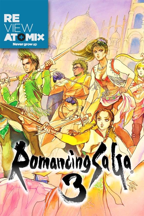 Review – Romancing SaGa 3