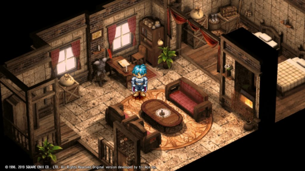 Review – Star Ocean: First Departure R