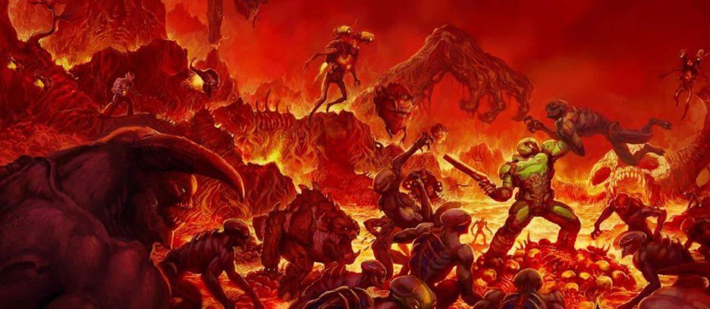 The DOOM Slayer Collection llegará este viernes a PS4 y Xbox One