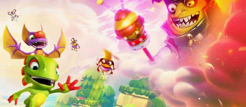 Yooka-Laylee and the Impossible Lair puede ser tuyo completamente gratis