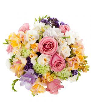 Pastel Mix Wedding Bridal Bouquet In Sacramento Ca The Fl Concept
