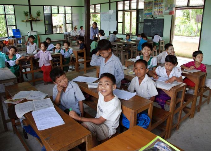 Supplies for Paya Ngoto School, Burma (Myanmar) | Audley Travel