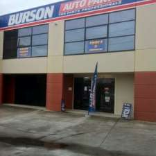 Burson Auto Parts Liverpool Car
