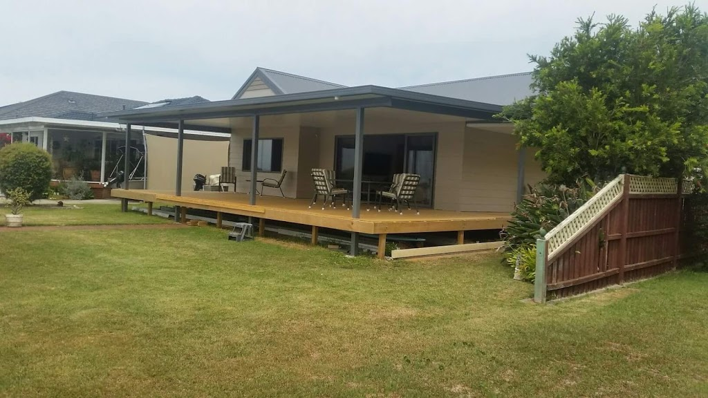 Outdoor Leisure Living Patios - Roofing contractor | 387 ... on Outdoor Living Erina  id=42607