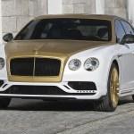 Bentley Flying Spur De Mansory Para No Pasar Desapercibido Autobild Es