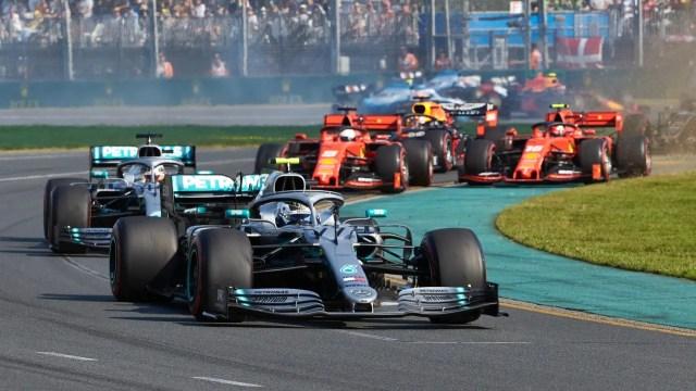 Peligra el inicio de la temporada de F1 2021 en Australia -- F1 --  Autobild.es