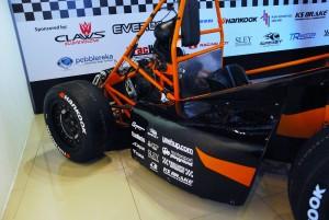 Taylor's Racing Team TR16