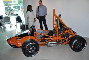Taylor's Racing Team TR16 Formula SAE 2016