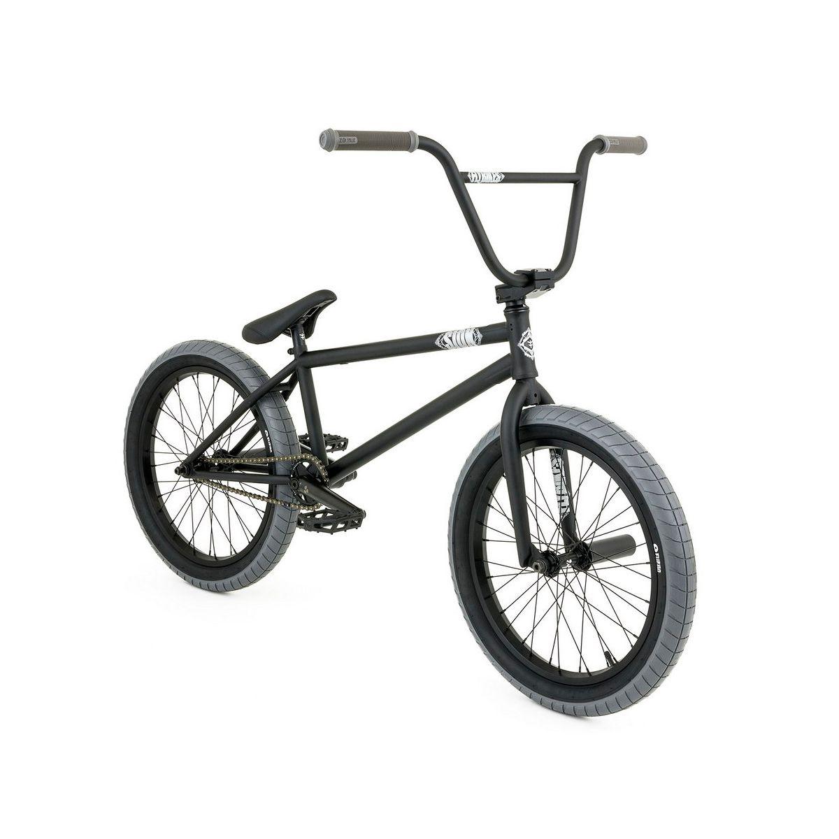Rower Bmx Flybikes Sion 8 Flat Black Sklep Avebmx