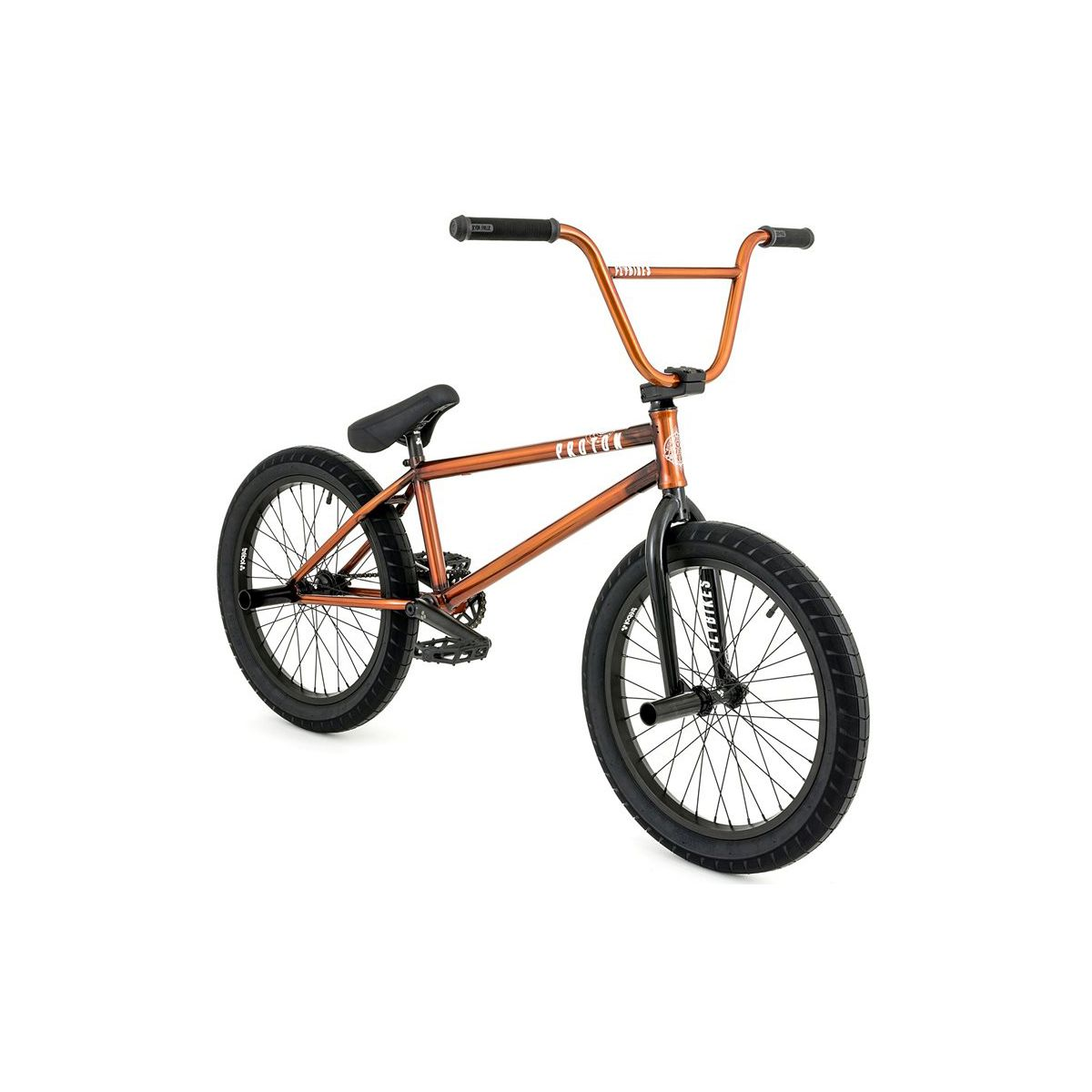 Rower Bmx Flybikes Proton 8 Gloss Trans Orange Sklep