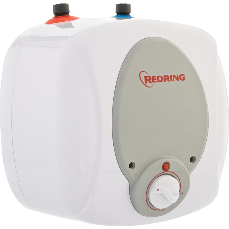 redring stored undersink 6l water heater 1 5kw
