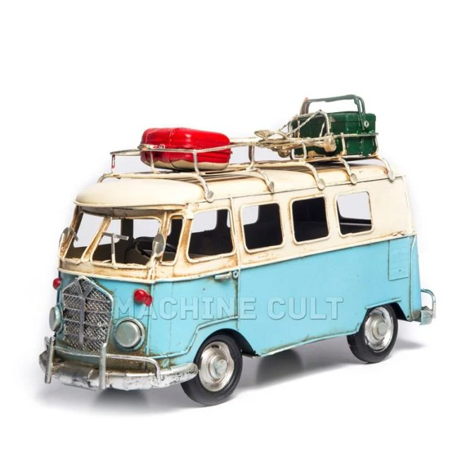 Miniatura Perua Kombi Volkwagen