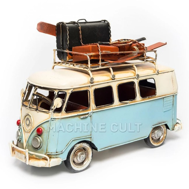 miniatura perua kombi volkswagen