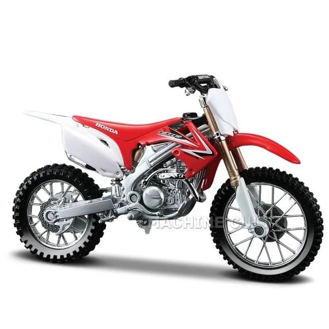 Montar uma coleção de miniaturas de motos - 13 ideias