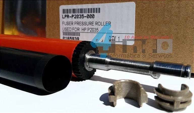 Kit Fusor Hp Laserjet P2035 P2035n P2055 P2055n P2055dn