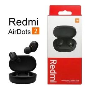 Fone De Ouvido Bluetooth Xiaomi Redmi Airdots 2 Original - iSeven Store
