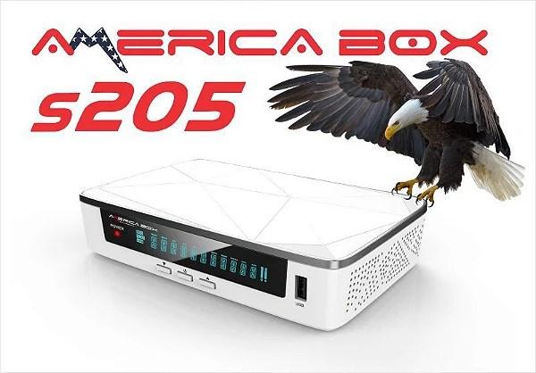 Resultado de imagem para AMERICABOX S205