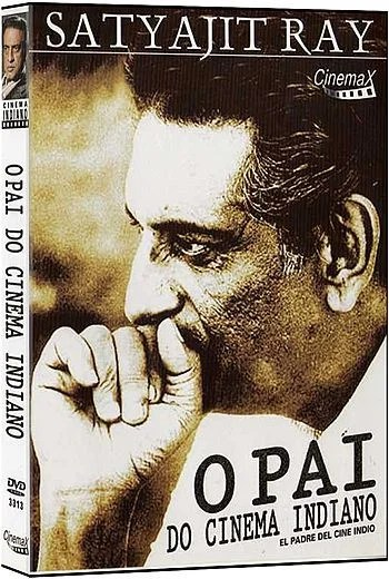 Poster do filme O Pai do Cinema Indiano