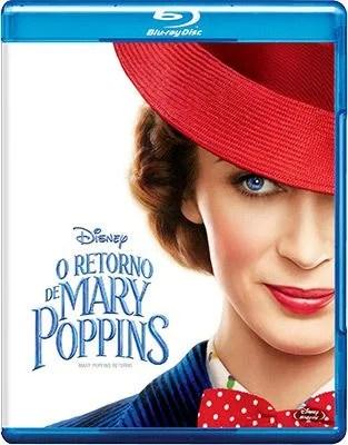 Resultado de imagem para O Retorno de Mary Poppins blu ray