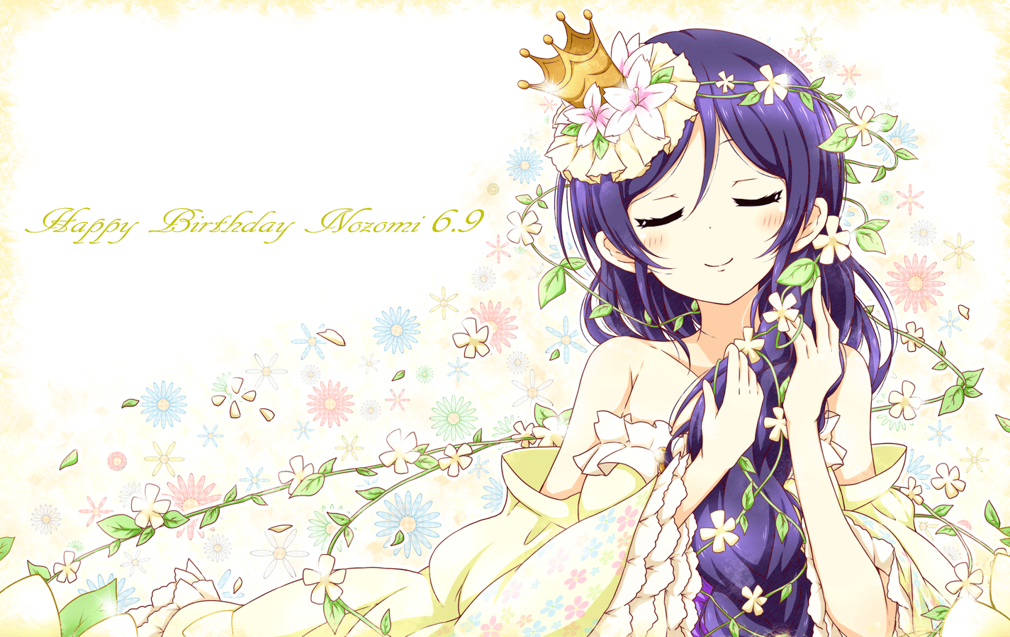 Image result for nozomi birthday