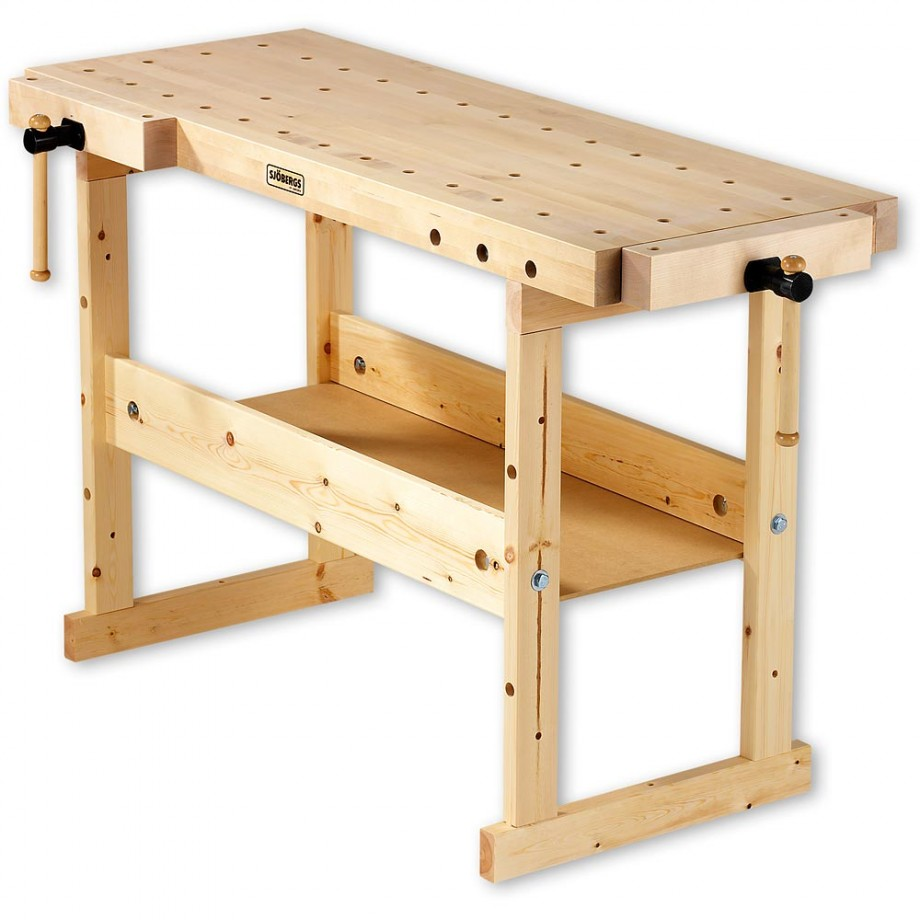 Sjobergs Nordic Plus 1450 Bench Woodworker S Benches